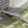 #982 豊洲江戸前市場からぐるり公園側の連絡橋調査実施