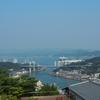 初カメラ旅行:千光寺公園から見た絶景の尾道水道