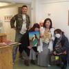 4姉妹展と 伊都文化会館