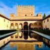 【スペイン旅行】夢にまで見たアルハンブラ宮殿。