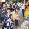 焼津神社 荒祭り 宵宮