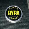 最近Byrdのポマードを買いましたw