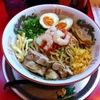【今週のラーメン555】 ラーメンたんろん (兵庫・西宮) 冷やし海老まぜ麺