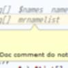 PhpStormで、PHPDocのエラーが取れない