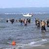 石川県珠洲市でトライアスロン中に溺れて死亡。水死原因は?