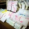*吉祥寺文具の博覧会は明日3/16が最終日です〜*