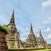 【タイ】バンコクからアユタヤへ(東南アジア旅行2日目)