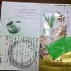 テクノ菱和から株主優待としてお茶をいただきました。