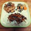 今日の晩御飯!ご存知でしたか?鶏もも肉のカロリーを約40%もカットする方法があるんです!