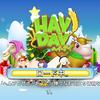 HAYDAY(ヘイデイ)がクリスマスバージョンになりました!なぜかアヒルも登場!!