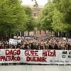 集団レイプの男5人に強姦罪不適用、抗議のデモ3日目 スペイン