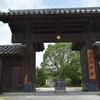 大安寺と守護神の八幡神社。田園地帯にぽつねんと鎮座していますが往時は東大寺などに匹敵する存在でした。