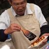 たこ焼き & 牡蠣フライ
