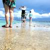 どこまでも柔らかい色の海の島「マクタン島」に行ってきたよ