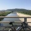 奈良から滋賀まで夏日のダイエットライド