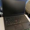 ThinkPad X1 Carbonを中国国際航空エコノミークラスで使う