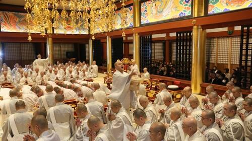 日蓮正宗の節分会