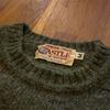 【古着ふらふら】CASTLE OF IRELANDのニットセーター