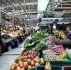 新鮮な食材が集まる『オートーコー市場』