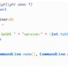 GeSHiにSMLのsyntax highlightがマージされた
