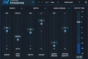 LEAPWING AUDIO StageOne 〜自然な広がりと奥行きを生み出す音像調整器