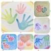 第12回パステル手形アート