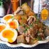 【レシピ】豚こまと大根とこんにゃくの煮物