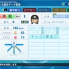 木根 竜太郎(パワプロ2020)H2