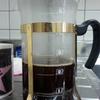 フレンチプレスでコーヒーを淹れると簡単に美味しいコーヒーができて驚いた。ただ、気になる点もありまして。