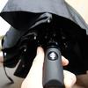 面倒な折り畳み作業は不要!梅雨対策に最適な「PLEMO 自動開閉折りたたみ傘」レビュー