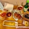 韓国・明洞「明洞屋台料理いろいろ」