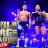 【ふぅ...『WORLD TAG LEAGUE 2018』に頭を切り替えるか...否!|新日本プロレス】