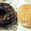 ミスタードーナツ ミスタークロワッサンドーナツ 焼きチョコアーモンド,豆乳ホイップクリーム