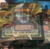 RISE OF THE DUELIST(ライズ オブ ザ デュエリスト)3箱+エクレシア買ってきましたー