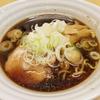 富山県高岡市「らぁめん次元」まっ黒スープに香り広がる魚介黒醤油ラーメン(´∀`)