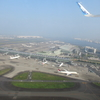 久しぶりのフライトは羽田新ルート離陸便 NH33便(羽田→伊丹)搭乗記