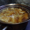 幸運な病のレシピ( 1917 )夜:角煮、牛丼、汁