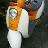 中古の原付バイク