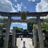 清明神社での不思議体験