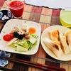 簡単!手軽な彩サラダ 朝ごはんをしっかり食べる