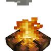 【マイクラ】新ブロック『焚き火(たき火)・キャンプファイア』解説 作り方・使い方・機能について【マインクラフト】