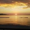 船乗りせむと月待てば ~京丹後市 夕日が裏海岸~