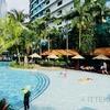 マレーシアのクアラルンプールにあるルメリディアン・クアラルンプールに泊まってきた。駅直結なうえにリゾート感ある屋外プールもある完璧ホテル。