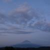 10月1日から4日の富士山・狸寝入り