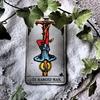 【「隠者」のカードは  自分の内面を照らし出すカード】