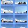 今日みたいな天気の空を見ると気分もノリノリ作業もはかどり安いネェ◡̈♥︎