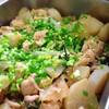 鶏手羽とろと大根の八角煮
