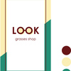 Adobe Illustrator のレッスン本でトレーニング。デザインポートフォリオ・11 眼鏡店のショップカード