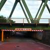 清水の痛い橋1.6mと1.8m