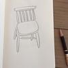 椅子がきた。